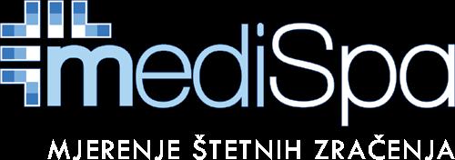 Medi Spa Mjerenje Štetnih Zračenja Logo